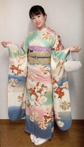 奈良レンタル着物の成人式